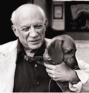 Picasso and Lump